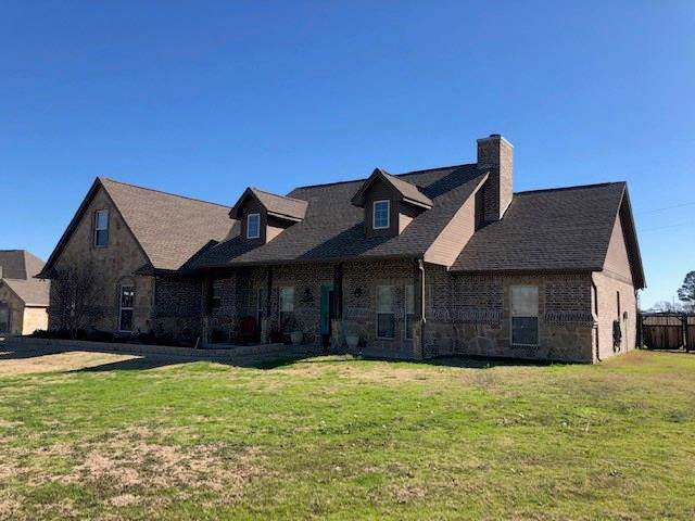 141 Champion Court, Weatherford, TX 76087 (MLS #14266959) :: The Mauelshagen Group