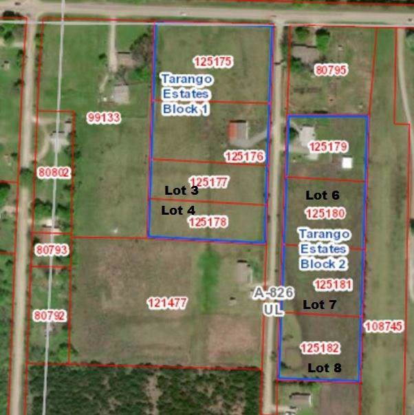 TBD County Road 5011, Leonard, TX 75452 (MLS #14267000) :: Frankie Arthur Real Estate