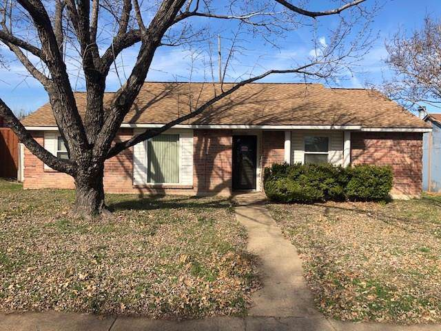 2529 Western Drive, Garland, TX 75042 (MLS #14267234) :: Hargrove Realty Group