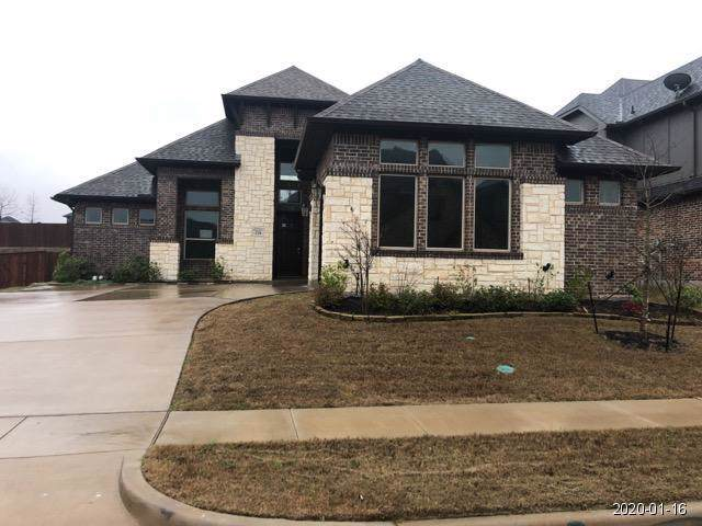 129 St Elias Drive, Burleson, TX 76028 (MLS #14267310) :: Hargrove Realty Group