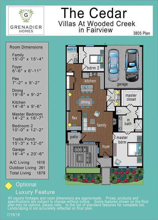 405 Lavender Lane, Fairview, TX 75069 (MLS #14267490) :: The Star Team | JP & Associates Realtors