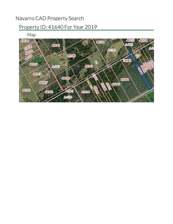 TBD Country Rd, Kerens, TX 75144 (MLS #14267591) :: Team Hodnett
