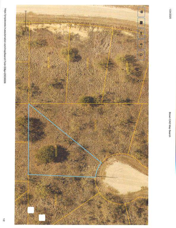LOT 522 Beacon Circle, Brownwood, TX 76801 (MLS #14267664) :: Century 21 Judge Fite Company