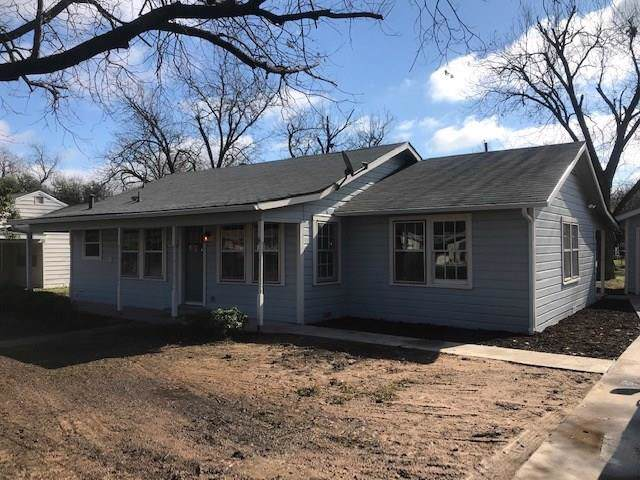507 Poindexter Avenue, Cleburne, TX 76033 (MLS #14267728) :: The Tierny Jordan Network