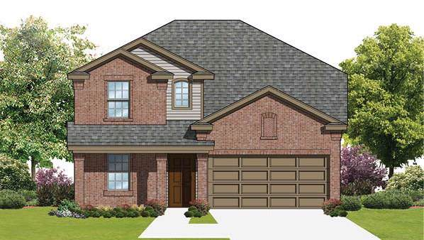 2612 Hutchins Drive, Seagoville, TX 75159 (MLS #14268987) :: The Mauelshagen Group