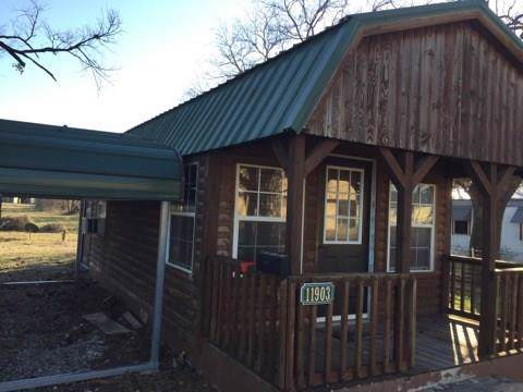 11903 Hide-A-Way Road, Thackerville, OK 73459 (MLS #14269012) :: Century 21 Judge Fite Company