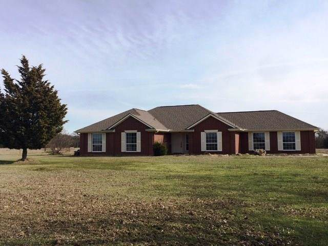 411 Fm 80 S, Teague, TX 75860 (MLS #14269601) :: The Mauelshagen Group