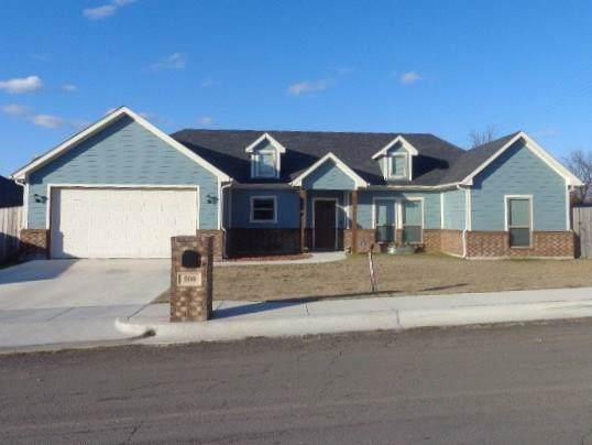 500 W Mill Street, Decatur, TX 76234 (MLS #14271977) :: The Kimberly Davis Group