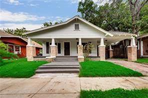 1212 W Arlington Avenue, Fort Worth, TX 76110 (MLS #14272299) :: Caine Premier Properties