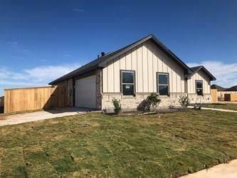 202 Carriage Hills Parkway, Abilene, TX 79602 (MLS #14273776) :: Ann Carr Real Estate