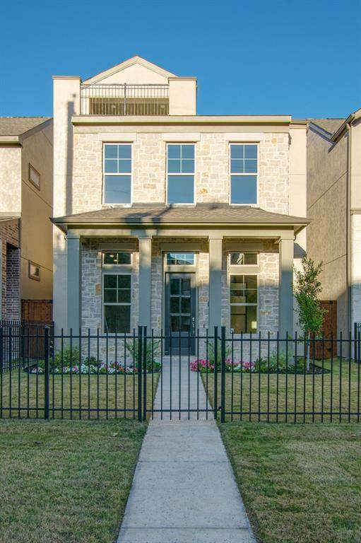 5145 Artemesia Lane, Dallas, TX 75209 (MLS #14274678) :: RE/MAX Landmark