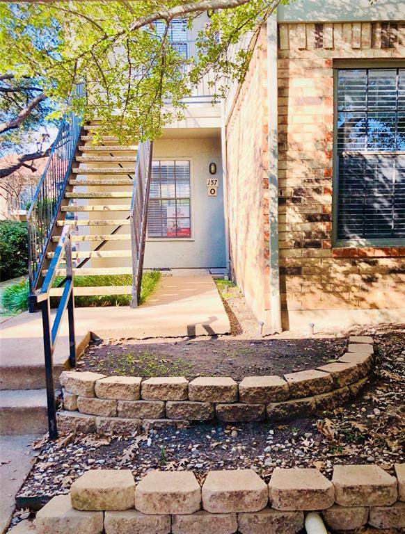 5335 Bent Tree Forest Drive #157, Dallas, TX 75248 (MLS #14274963) :: RE/MAX Pinnacle Group REALTORS