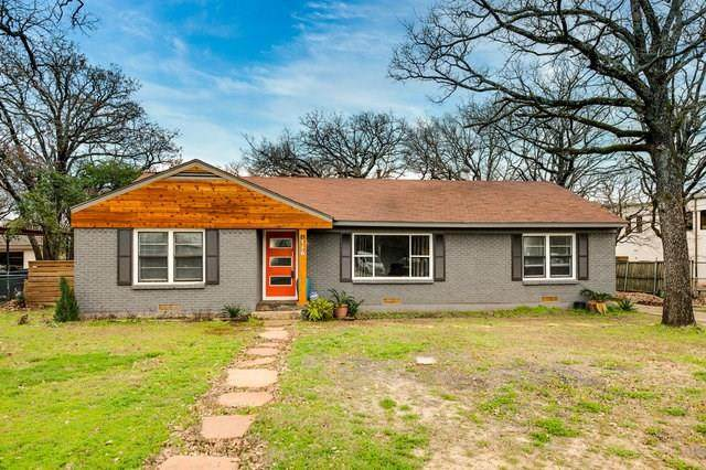 116 Fisk Road, Seagoville, TX 75159 (MLS #14275184) :: The Good Home Team