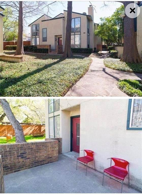 7155 Fair Oaks Avenue #22, Dallas, TX 75231 (MLS #14275301) :: Caine Premier Properties