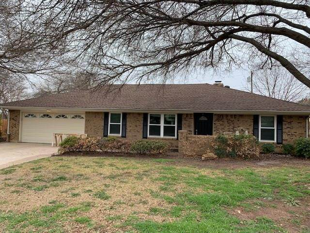 2709 Darrell Drive, Abilene, TX 79606 (MLS #14277051) :: North Texas Team | RE/MAX Lifestyle Property
