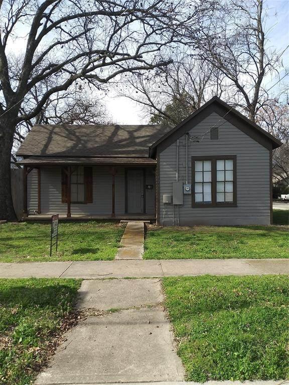 623 Bolivar Street, Denton, TX 76201 (MLS #14277220) :: The Mauelshagen Group