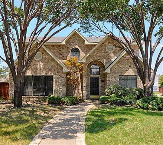 606 Tanbark Court, Coppell, TX 75019 (MLS #14277665) :: All Cities Realty