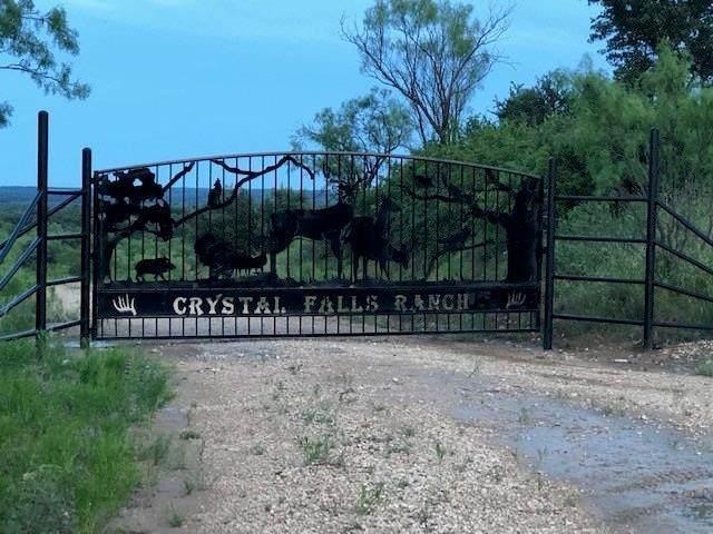 755 Ad Road Road, Breckenridge, TX 76481 (MLS #14277977) :: The Kimberly Davis Group