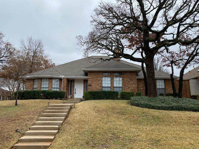 2901 River Crest Street, Grapevine, TX 76051 (MLS #14279856) :: All Cities Realty