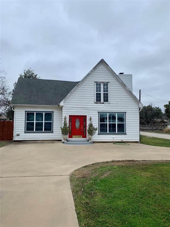 1201 E Walker Street, Breckenridge, TX 76424 (MLS #14280122) :: Trinity Premier Properties