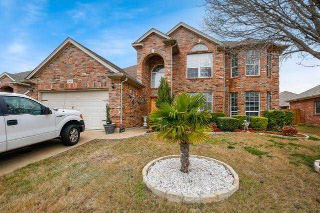 2621 Calico Rock Drive, Fort Worth, TX 76131 (MLS #14280372) :: Vibrant Real Estate