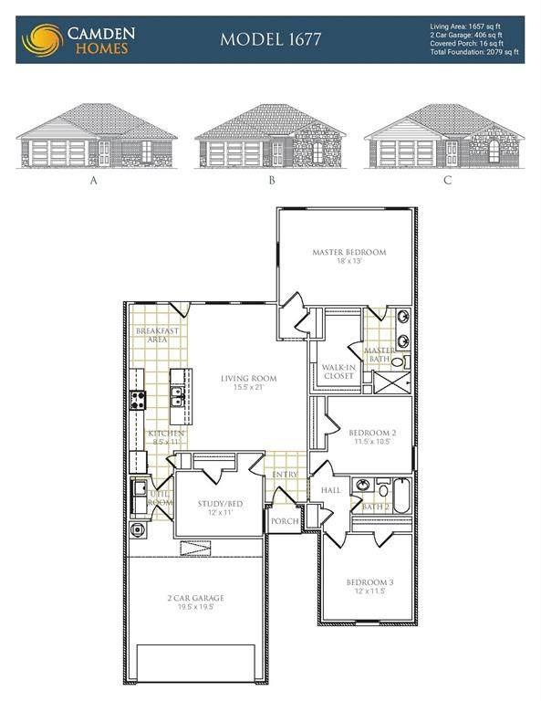 118 Columbia Street, Farmersville, TX 75442 (MLS #14280520) :: The Good Home Team