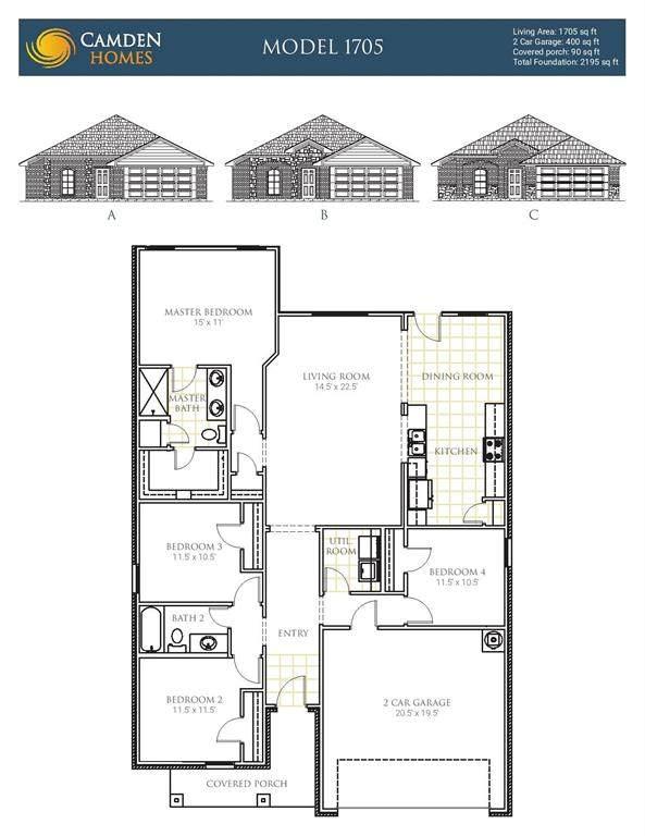624 E Baltimore Avenue, Fort Worth, TX 76104 (MLS #14281160) :: Caine Premier Properties