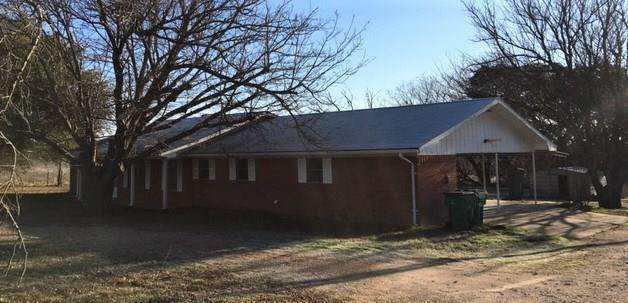 171 Fm 590 Road, Comanche, TX 76442 (MLS #14282228) :: RE/MAX Landmark