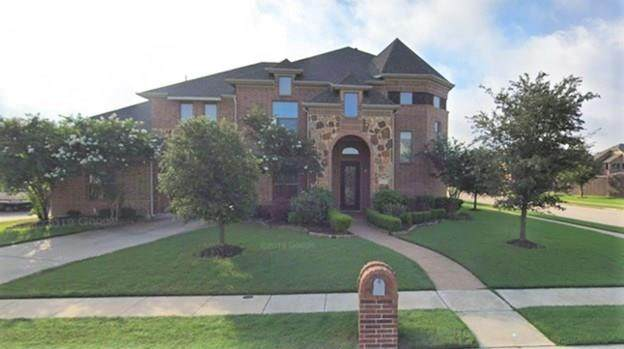 2001 Sterling Trace Drive, Keller, TX 76248 (MLS #14282555) :: The Mitchell Group