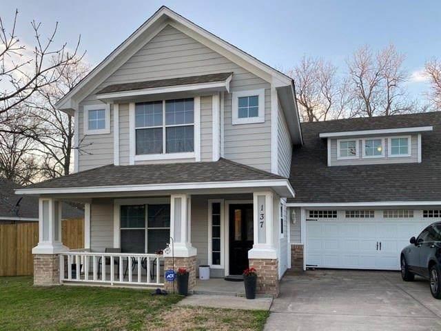 137 Parkwood Court, Azle, TX 76020 (MLS #14282608) :: Trinity Premier Properties