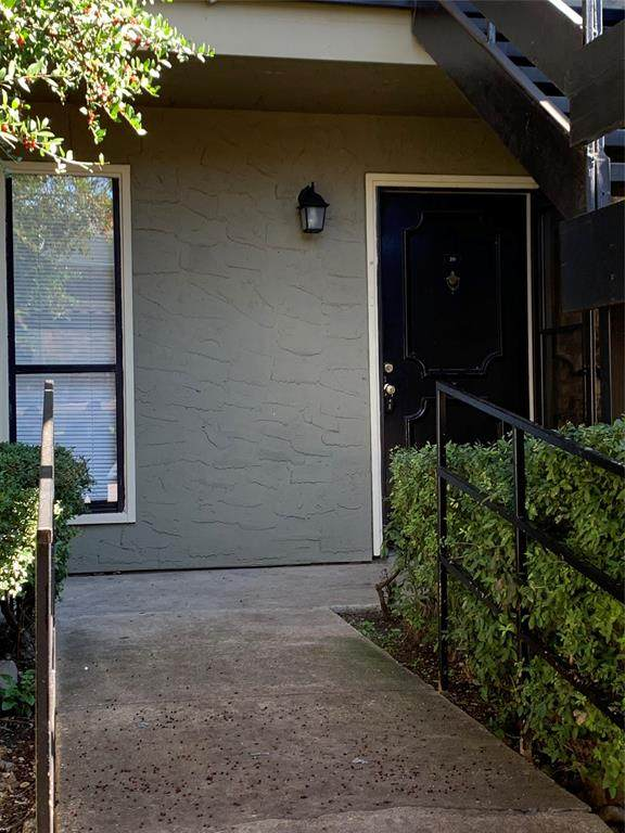 5840 Spring Valley Road #201, Dallas, TX 75254 (MLS #14282634) :: Caine Premier Properties