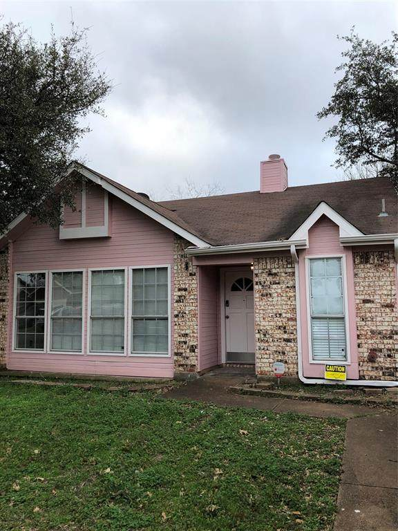 1825 Lincolnshire Way, Fort Worth, TX 76134 (MLS #14282639) :: The Chad Smith Team