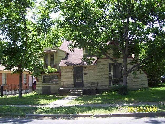 1801 Michigan Avenue, Dallas, TX 75216 (MLS #14282847) :: Ann Carr Real Estate