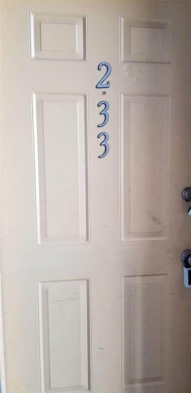9170 Forest Lane #233, Dallas, TX 75243 (MLS #14282988) :: Trinity Premier Properties