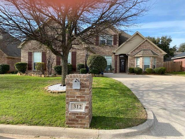 312 Howard Way Drive, Aledo, TX 76008 (MLS #14283379) :: Trinity Premier Properties