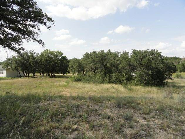 Lot 25 Shelbi Lane, Lake Brownwood, TX 76801 (MLS #14284251) :: RE/MAX Landmark