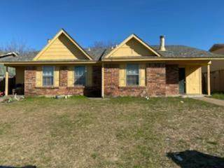 7501 Tiffany Meadows Lane, Fort Worth, TX 76140 (MLS #14284631) :: Team Hodnett