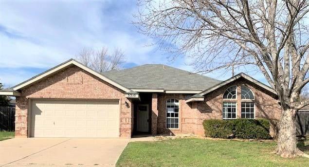 5310 Western Plains Avenue, Abilene, TX 79606 (MLS #14284850) :: The Good Home Team