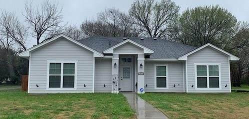 1417 Sycamore Avenue, Corsicana, TX 75110 (MLS #14285078) :: Tenesha Lusk Realty Group