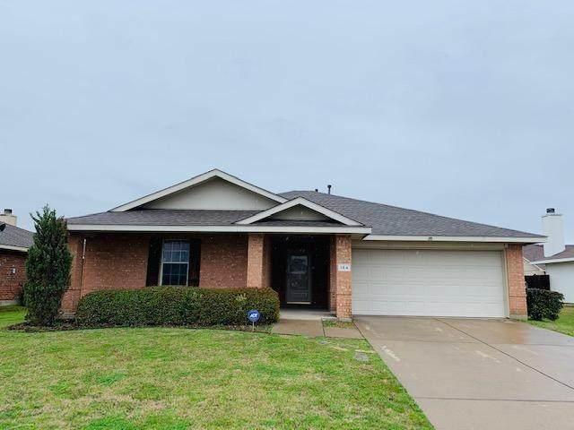154 Brushy Creek Lane, Terrell, TX 75160 (MLS #14285368) :: Team Tiller