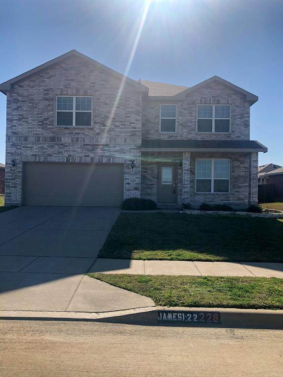 228 Rock Meadow Drive, Crowley, TX 76036 (MLS #14285399) :: The Real Estate Station