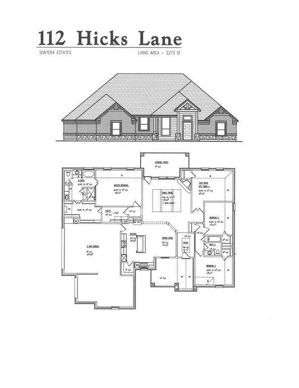 112 Hicks, Weatherford, TX 76088 (MLS #14285903) :: Century 21 Judge Fite Company