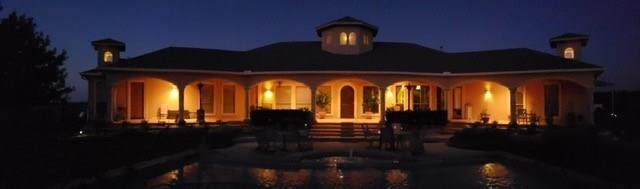 3550 N Whitt Road, Perrin, TX 76486 (MLS #14286866) :: The Hornburg Real Estate Group