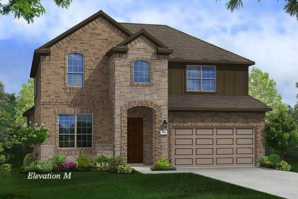 409 Pheasant Hill Lane, Fort Worth, TX 76028 (MLS #14287084) :: Team Hodnett