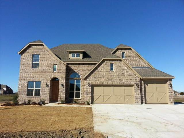4612 Waugh Drive, Celina, TX 76227 (MLS #14287287) :: The Mauelshagen Group