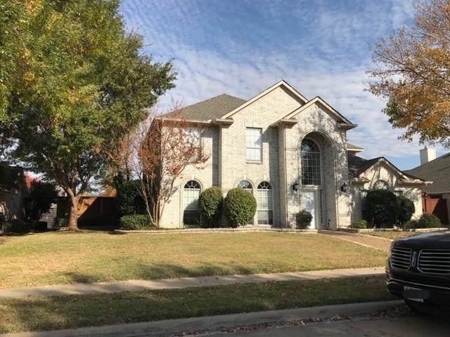 4577 Crown Ridge Drive, Plano, TX 75024 (MLS #14287595) :: The Rhodes Team