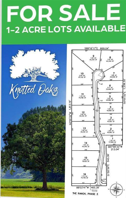Lot 2 Knotted Oaks Court Road, Valley View, TX 76272 (MLS #14287977) :: North Texas Team | RE/MAX Lifestyle Property