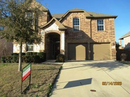 11904 Carlin Drive, Fort Worth, TX 76108 (MLS #14288013) :: The Kimberly Davis Group