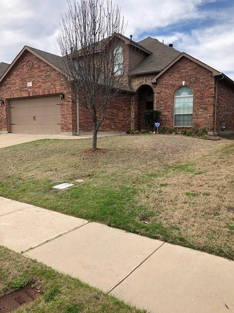 2217 Froasted Willow Lane, Fort Worth, TX 76177 (MLS #14288558) :: Trinity Premier Properties