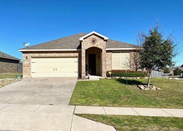 445 San Lucas Drive, Crowley, TX 76036 (MLS #14289095) :: Potts Realty Group